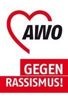 AWO Logo Gegen Rassismus